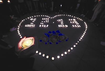 南京大屠杀80周年祭,贵阳中医医院为遇难者祈福!